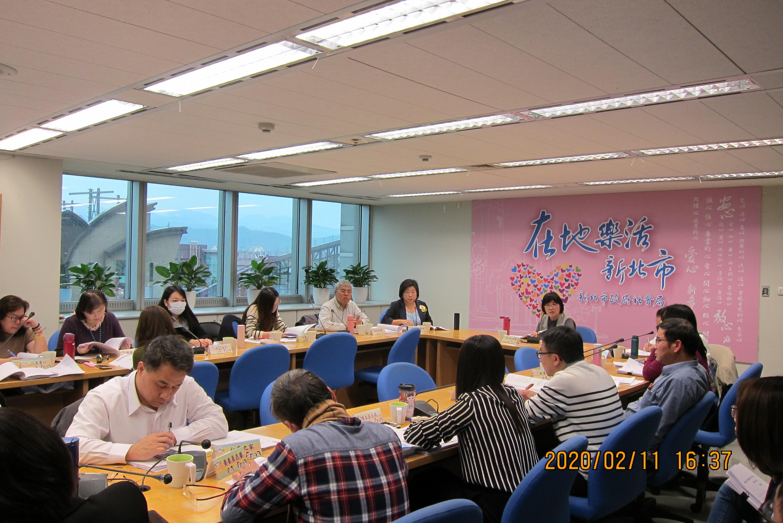 性別平等專案小組第2屆第3次會議紀錄